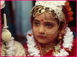 Child Bride India